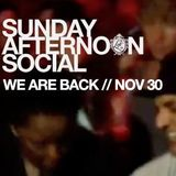 Sunday Afternoon Social with Box of Kittens, Ali Black, and Jesney - November 30, 2014