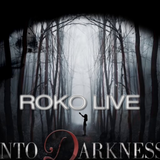 FRIGHT NIGHT RADIO...(SOUND CHECK).... INTO DARKNESS....ROKO LIVE VINYL ONLY... 92/93