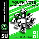 The Youth Vote Roundtable with IO Radio and University of Suffolk Students Union 300517