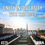 Kristofer - Unity in Diversity 375 @ Radio DEEA (19-03-2016)