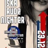 Ska Rude Nighter Vol.1 - Soul Shakedown Soundsystem