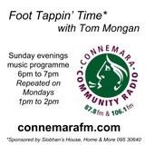 Connemara Community Radio - 'Foot-Tappin' Time' with Tom Mongan - 19nov2017