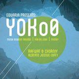 Warm up session Live at Cabal, Toronto - Equaria Presents: YokoO, Rafwat & Chorniy, Alberto Jossue