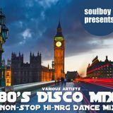 soulboy presents 80's discomix