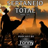 SERTANEJO TOTAL VOL.15