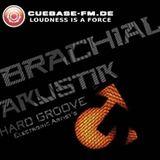 Brachial Akustik - BASSINJECTION 98th - Podcast Show - Cuebase.fm - 2016