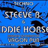 STEEVE B.- Live mix at VAGON 2002, Debrecen, Hungary (Rise in)
