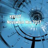 kreezY - November Mix` 2017