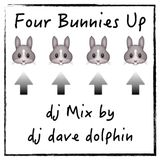 "DJ Dave Dolphin - ""Four Bunnies Up"" LIVE MIX - June 12, 2014"