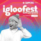 Podcast Igloofest - Sébastien Léger