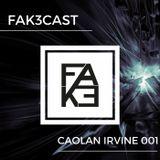 FAK3Cast 001 - Caolan Irvine