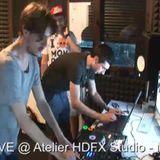 Nusons - Nights Underground HDFX Studio - 27.06.13