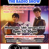 RW009 THE JOHNNY NORMAL RADIO SHOW - RADIO WARWICKSHIRE - 14TH JANUARY 2015