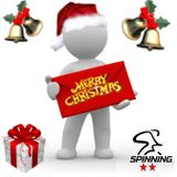 The Christmas Spinning® Ride 2015