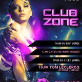 Club Zone #17 DJ C.ced 13-06-2015 141 bpm