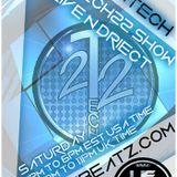 Tech22 Show#4 W/Briantech Live N Direct UEBeatz.com