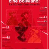 Jornadas de Cine Boliviano - Dia 4 // 24 de marzo de 2017 // Jorge Sanjines en el cine boliviano