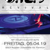 Deon_Ffm Live at OMEN Revival Event  05.04.19 @ Black Russian, Elbestrasse,Frankfurt am Main.Repack