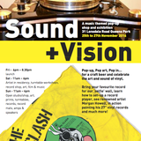 Sound + Vision's  Vinyl Heaven Weekend 25-27 November 2016