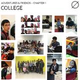 ADVENTURE & FRIENDS CHAPTER 1: COLLEGE