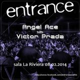 Angel Ace b2b Victor Prada - La Riviera, Madrid (08-02-14)