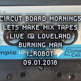 C1RCUT BO4RD MORNING5_LMMT_LIVE @ LOVELAND_BURNING MAN [I, ROBOT]_09.01.2018
