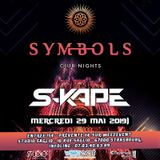 S-Kape - Live at Studio Saglio, Symbols Club Nights (29-05-19)