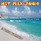 Hit mix 2004 mixed by djstefx.com