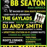 Aftershow BB Seaton con UpsettingStationHiFi & DJ AndySmith Special Guest RudiesAllAround @ TDN (GE)