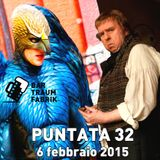 "Bar Traumfabrik Puntata 32 - ""Birdman"" di Alejandro González Iñárritu"