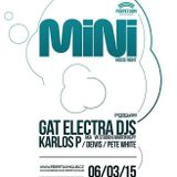 VK STUDIO (Gat Electra)  - live MINI Perpetuum club Brno 06/03/2015