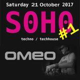 OMEO live at SOHO #1 at de Club