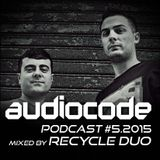 AudioCode Podcast #5: Recycle Duo (ITA)