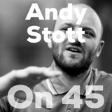 Andy Stott on 45