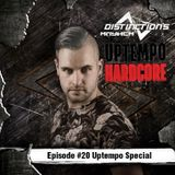 Distinction's Mayhem Episode #20 Uptempo Hardcore Special