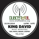 Dubcentral Radio - King David 11.04.2014