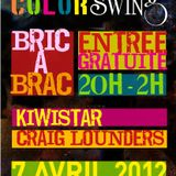 Kiwistar Live @ Le Bric a Brac 7/04/2012