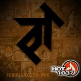 PK - HOT 1037 Feb 27th Mix