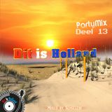 Dit is Holland 13 Partymix 2016