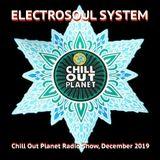 Electrosoul System - Chill Out Planet Radioshow @ Megapolis 89,5 FM, 20.12.19 (voiceless version)
