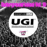 Underground Island Charts Vol. 16 (Techno Edition) by Duben De Fresh - Aug 2015