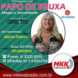 Programa Papo de Bruxa 13.11.2018 - Marisa Petcov