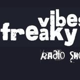Freaky Vibes Radio Show 004 mixed by Dj Da
