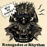MIX BY JIMMY // Renegades of Rhythm Promo Mix