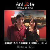 Ep 94: Eunmi Kim & Cristian Perez live  Rachel Yamagata, Veronneau, Mike Farris, Toto Bono Lokua...