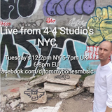 Tommy Bones - Live From 4-4 Studio's NYC 09.18.18