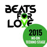 B4L 2015 @ NO-ON - Techno stage