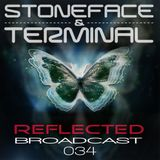The DJ's Stoneface & Terminal Reflected Broadcast 34