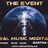 """THE EVENT"" with MARTHA HORAFA RADIO ALCHEMY 20 12 2015"