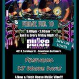 DJ Biskit & Wayne Davis @ Pulse Fridays 2-10-17